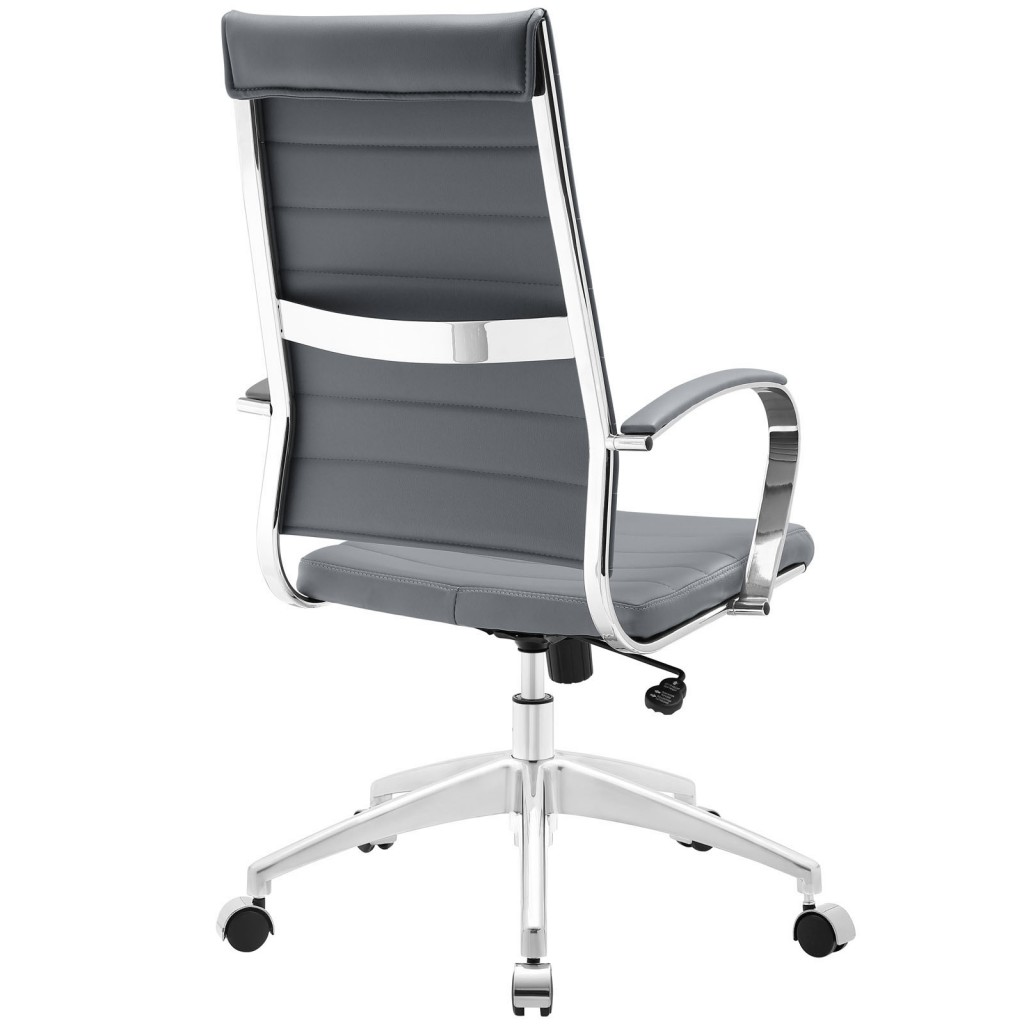 Gray Instant Operator Office Chair 3