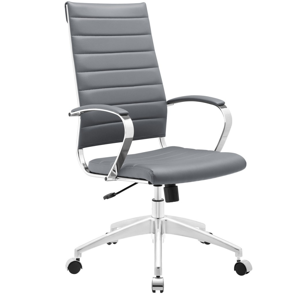 Gray Instant Operator Office Chair