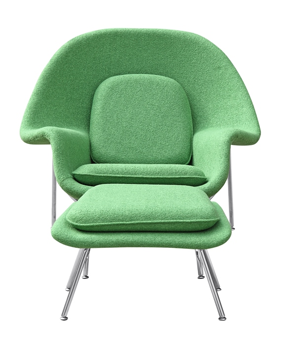 Green BookNook Lounge Set 3