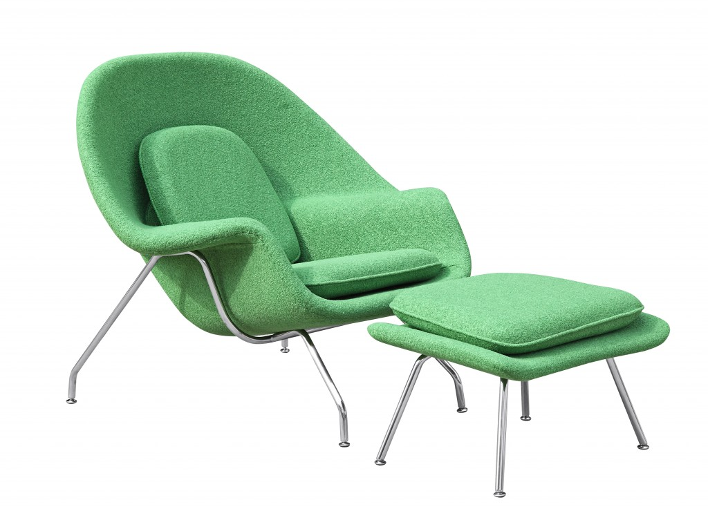 Green BookNook Lounge Set 5