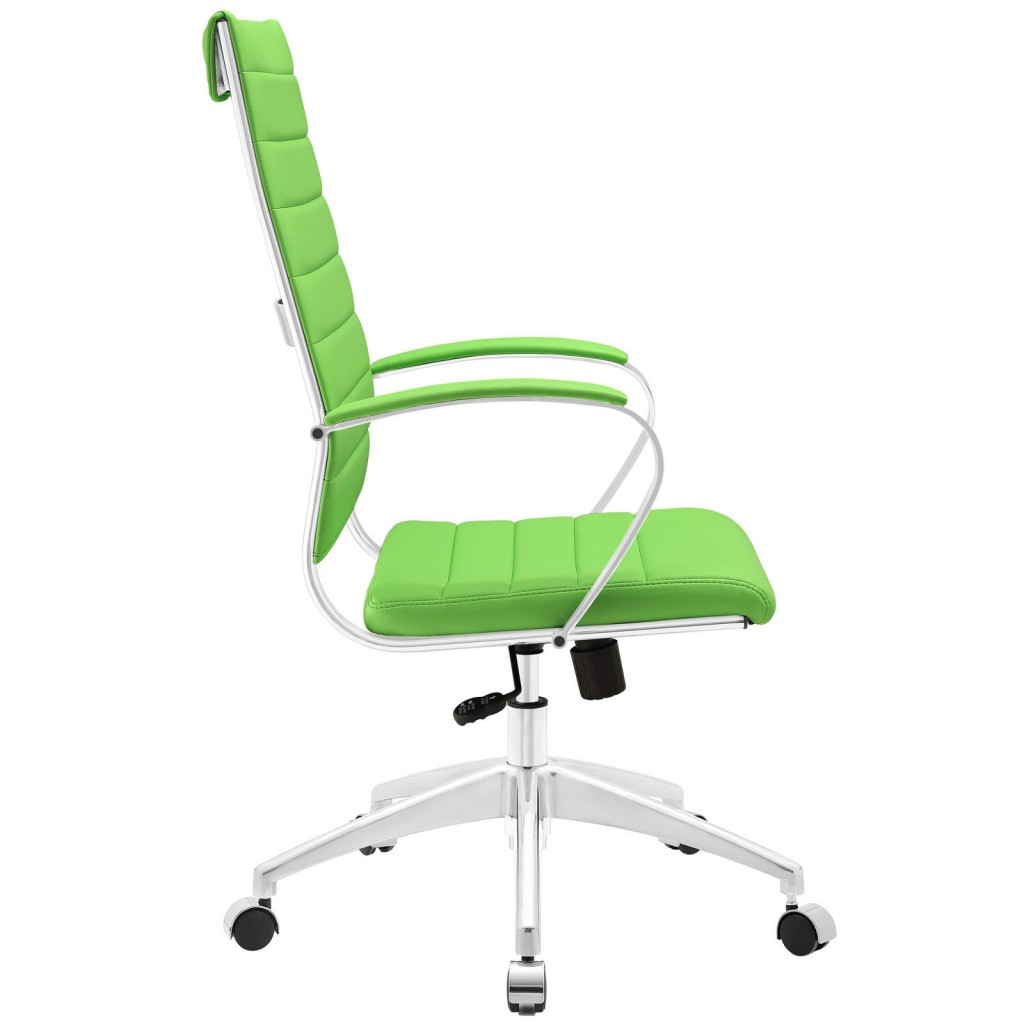 Green Instant Operator Office Chair 2