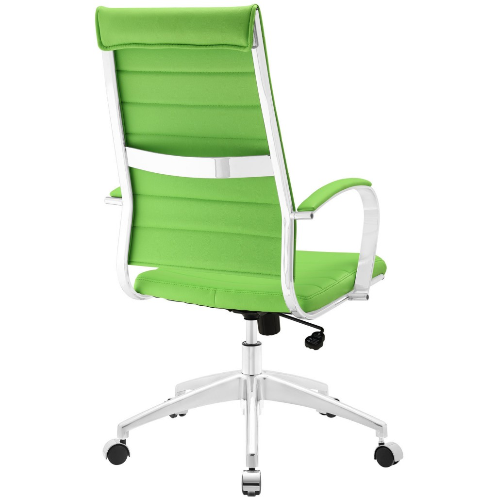 Green Instant Operator Office Chair 3