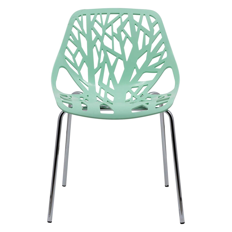 Mint green life chair set 2