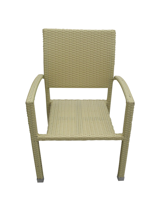 Moda Wicker Chair Tan