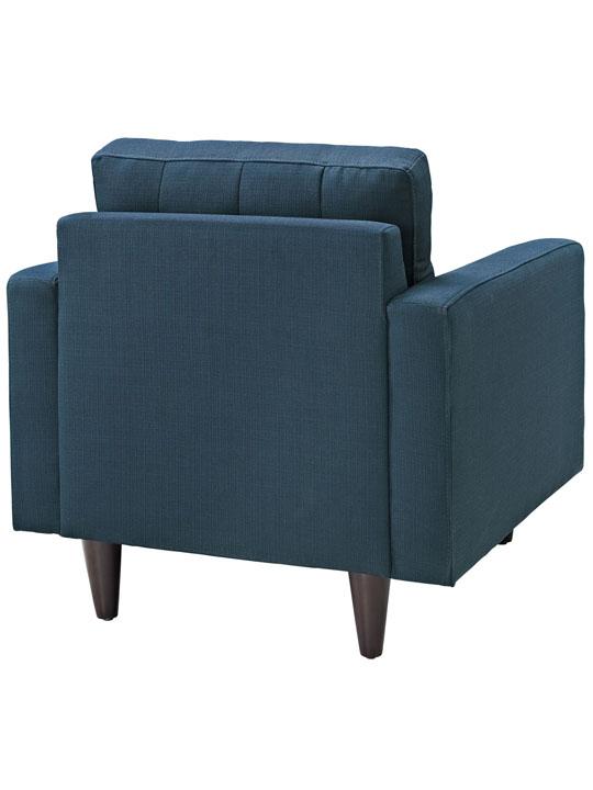 Ocean Blue Bedford Armchair 4