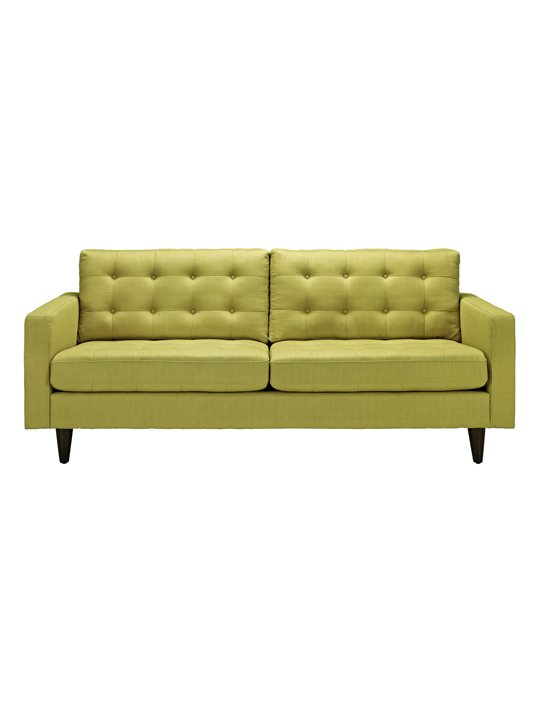 Pear Green Bedford Sofa 2
