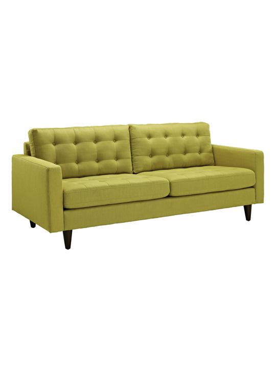 Pear Green Bedford Sofa