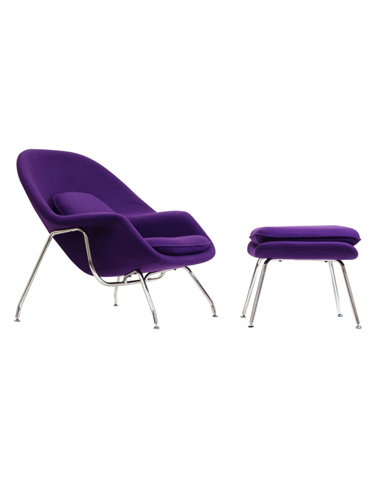 Purple BookNook Lounge Set