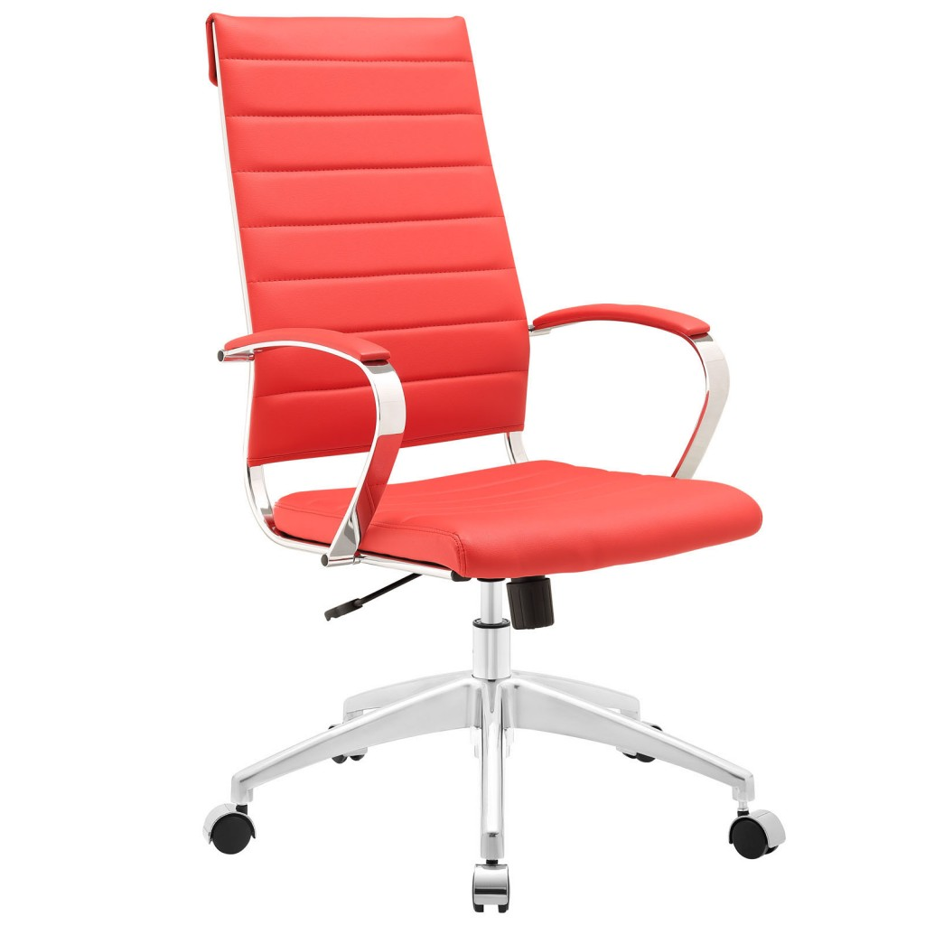 Red Instant Operator Office Chair