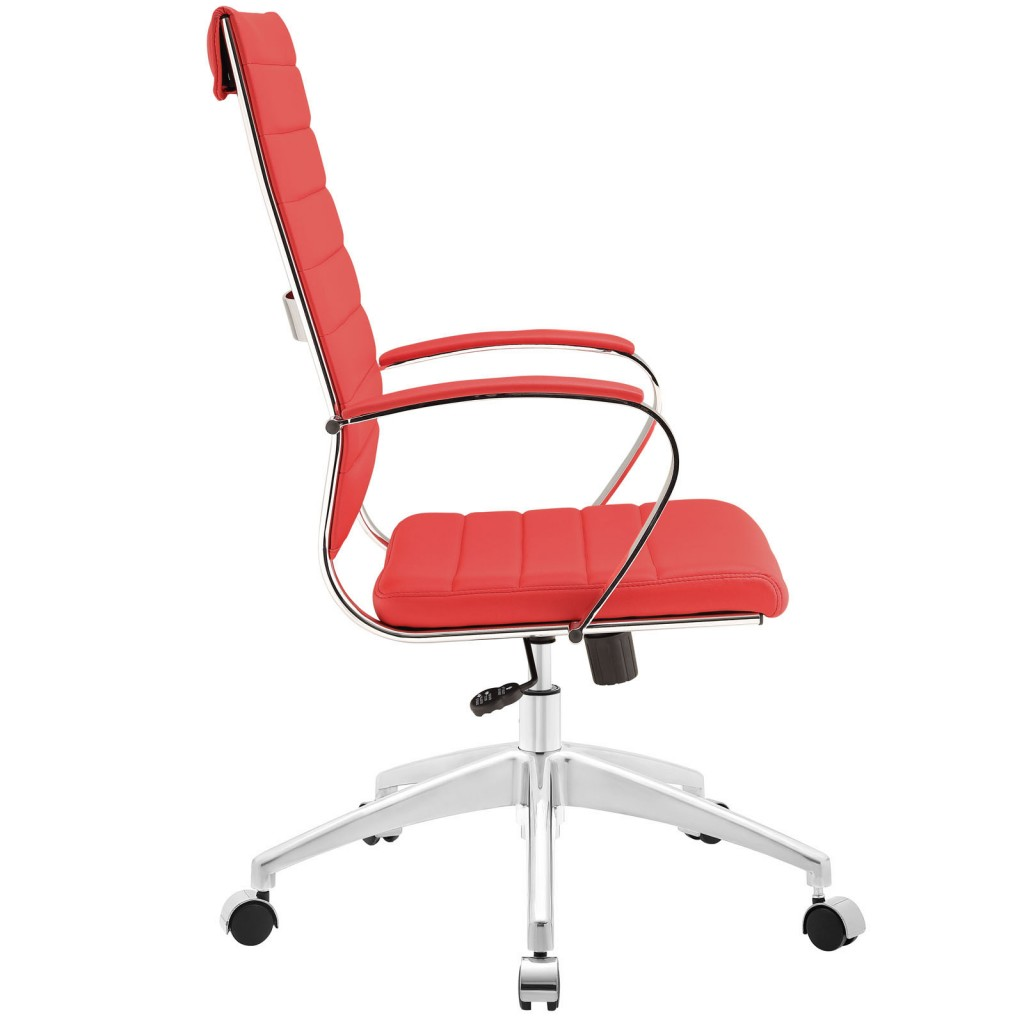 Red Instant Operator Office Chair 2
