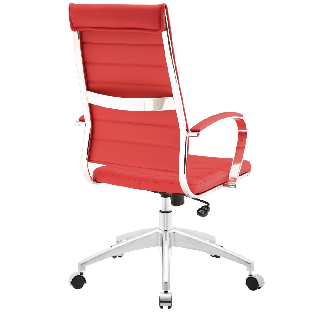Red Instant Operator Office Chair 3