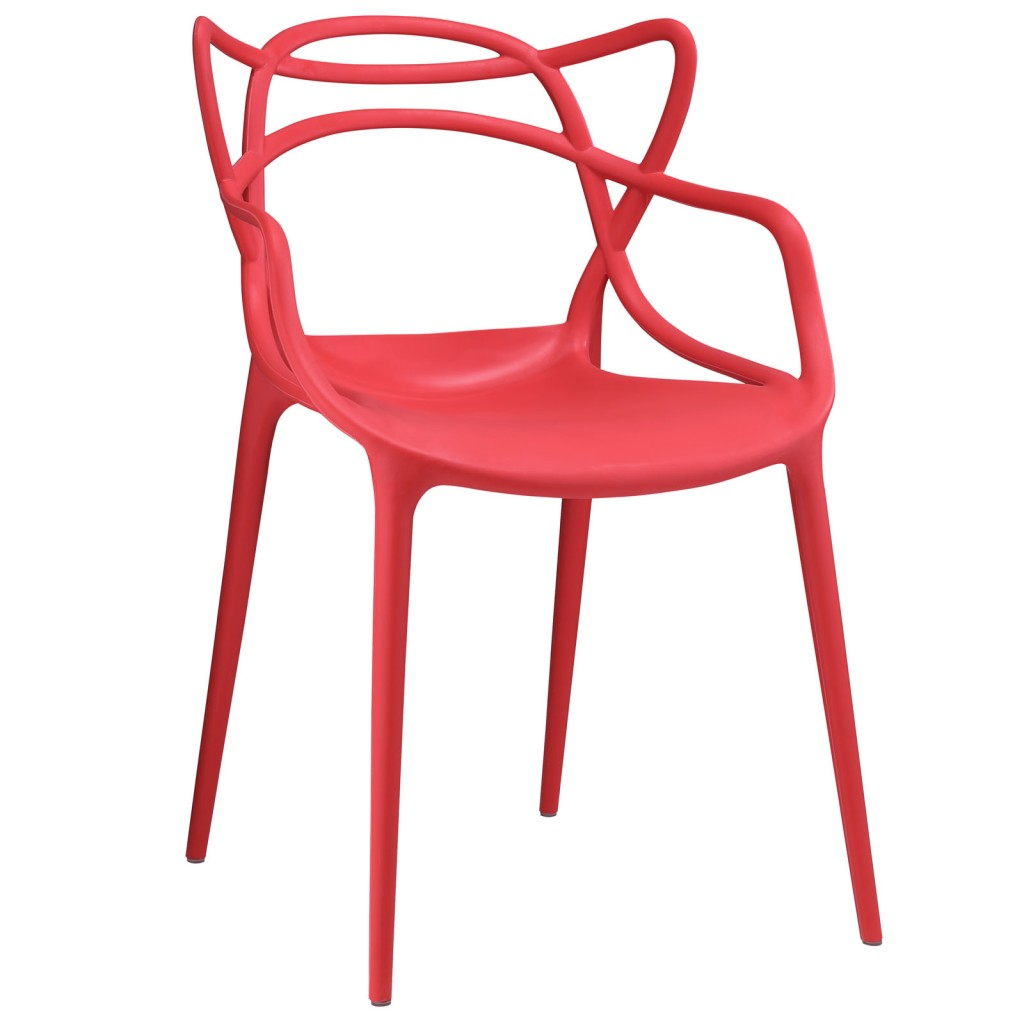 Red Spark Chair