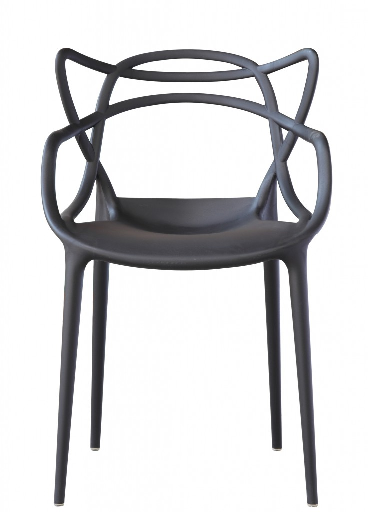 Spark Chair Black 4