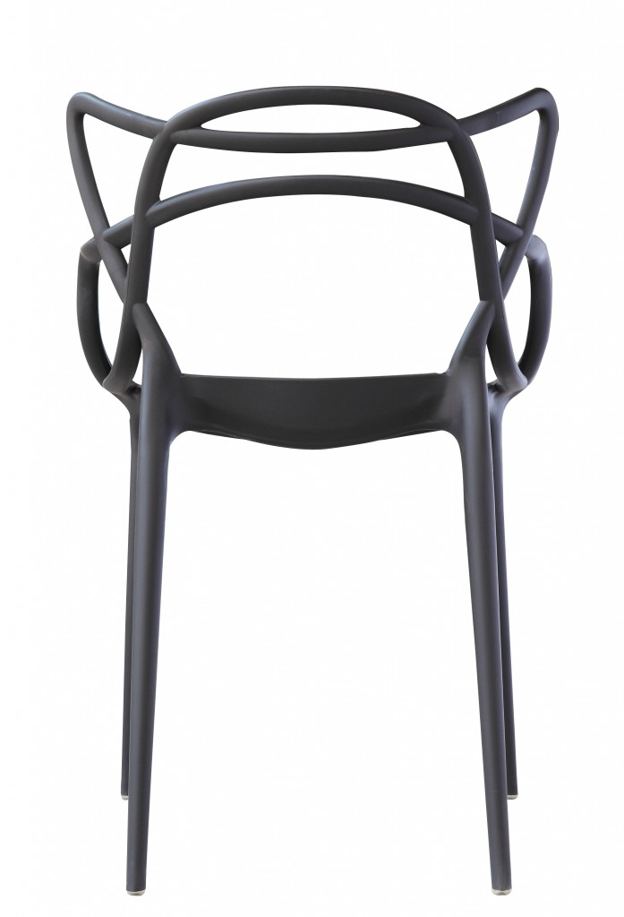 Spark Chair Black1