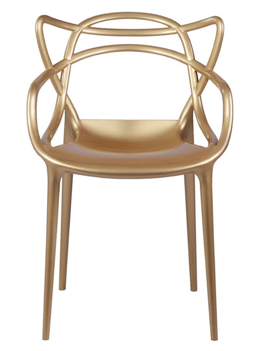 Spark Chair Gold