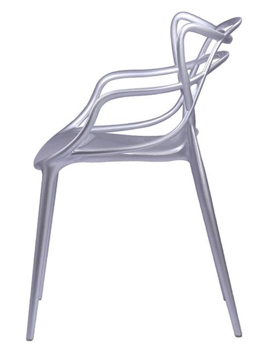 Spark Chair Silver 3