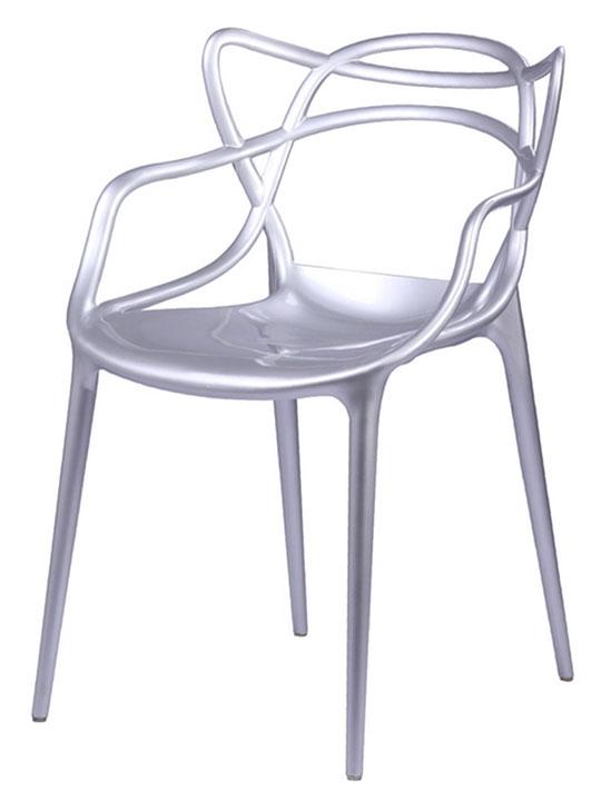 Spark Chair Silver 4