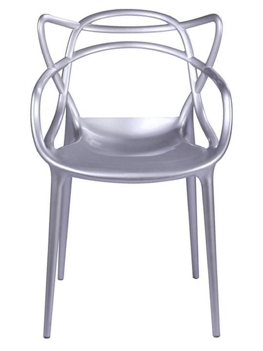 Spark Chair Silver 5