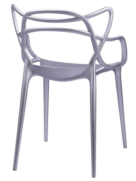 Spark Chair Silver