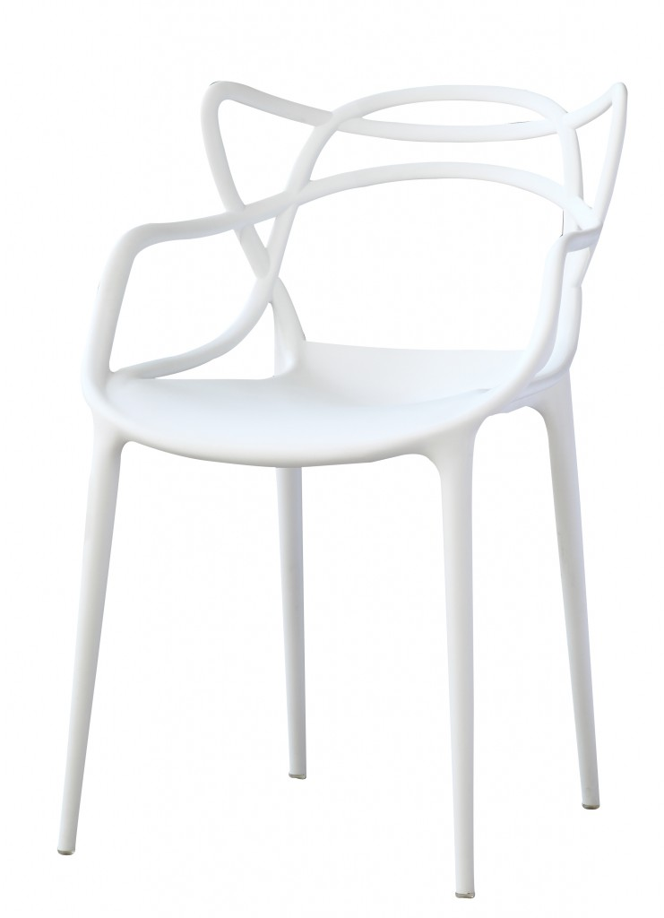 Spark Chair White 2