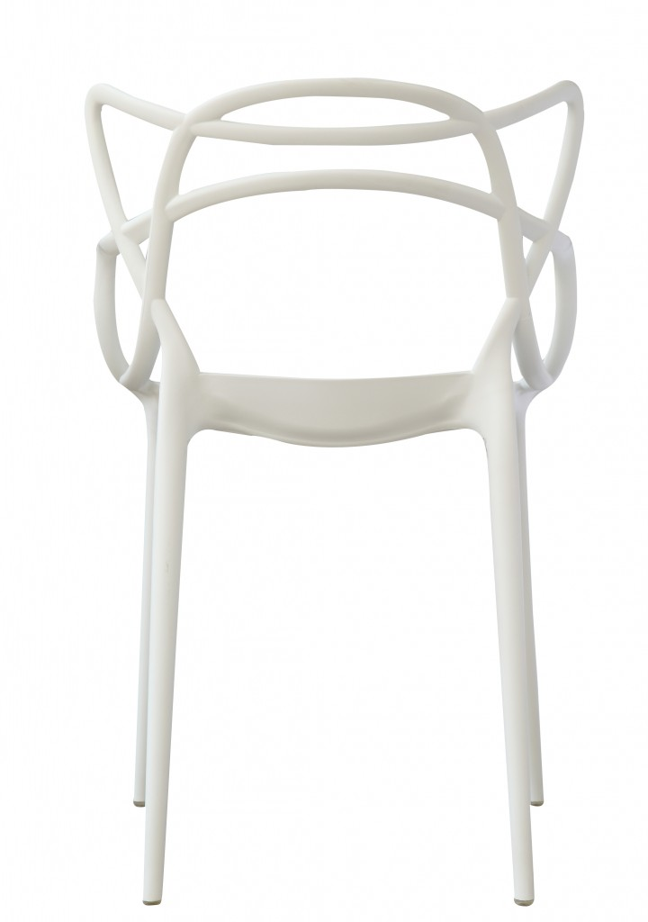 Spark Chair White 3