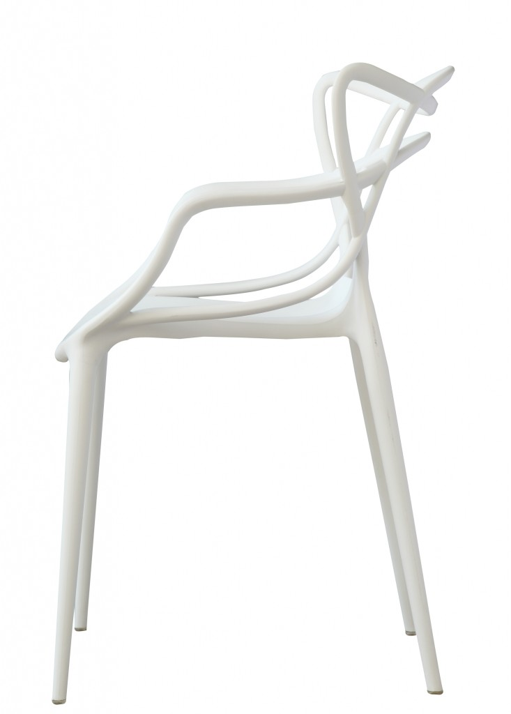 Spark Chair White 4