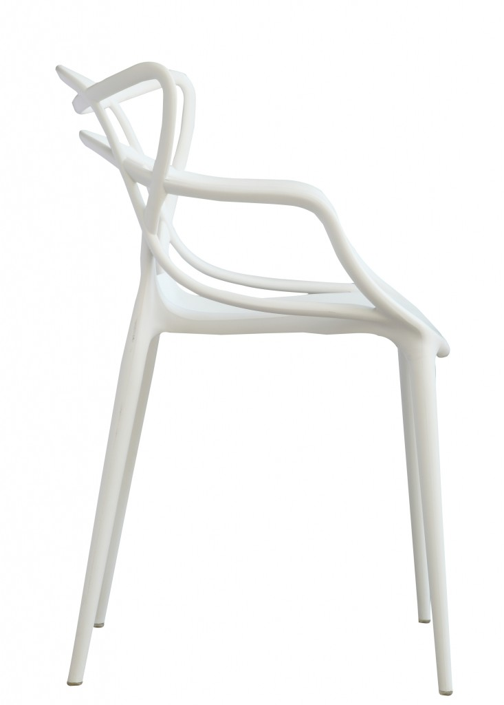 Spark Chair White 5