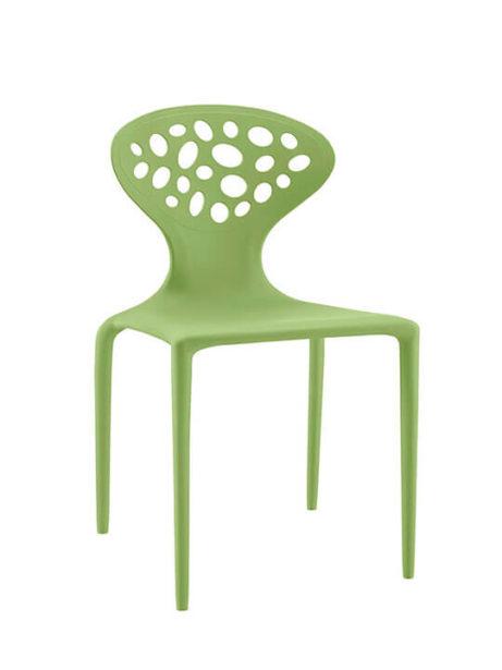 Stone plastic chair 461x615