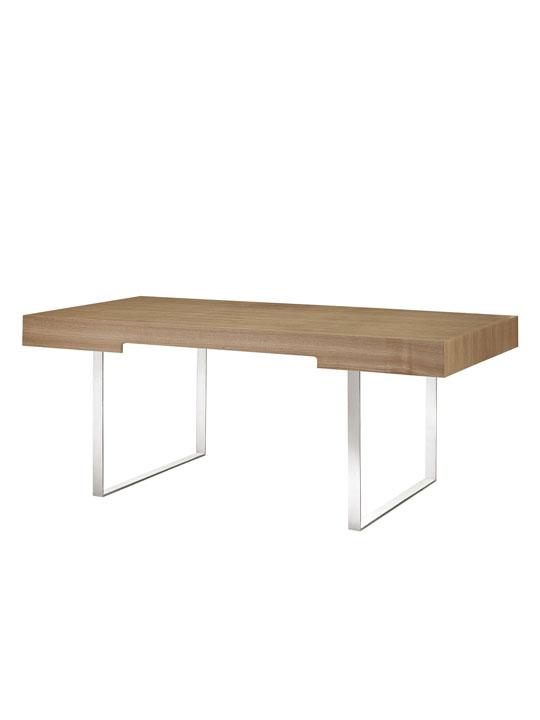 Stratford Natural Wood Desk 3