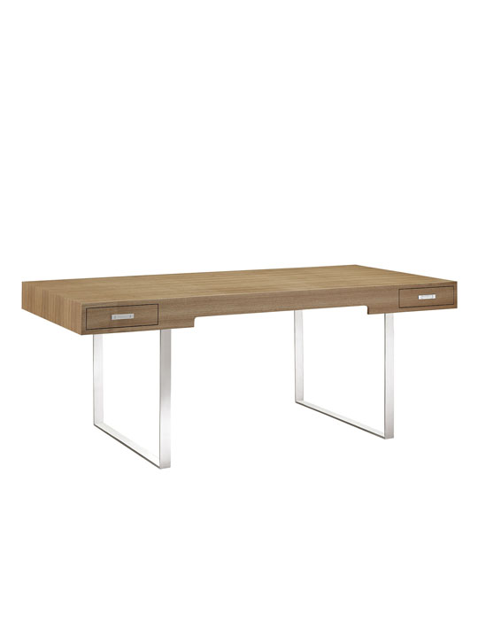 Stratford Natural Wood Desk