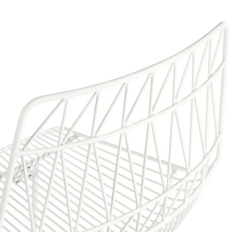 Symmetric Chair white wire 461x461