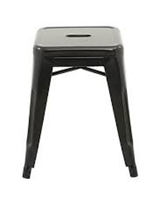Tonic Low Stool Black 2