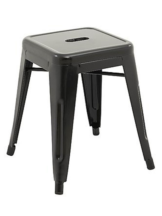 Tonic Low Stool Black