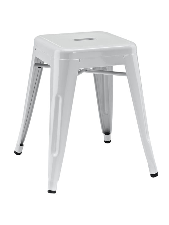 Tonic Midi Stool Gray