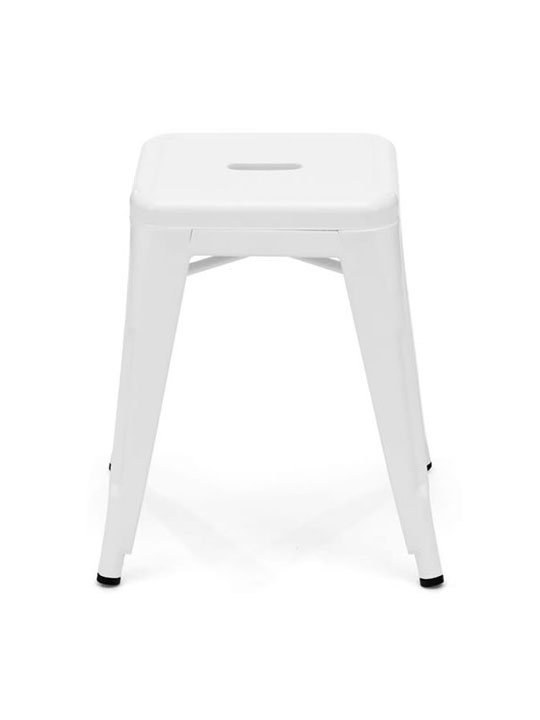 Tonic Midi Stool White 2