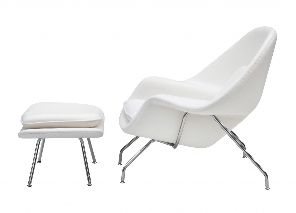 White BookNook Lounge Set 2