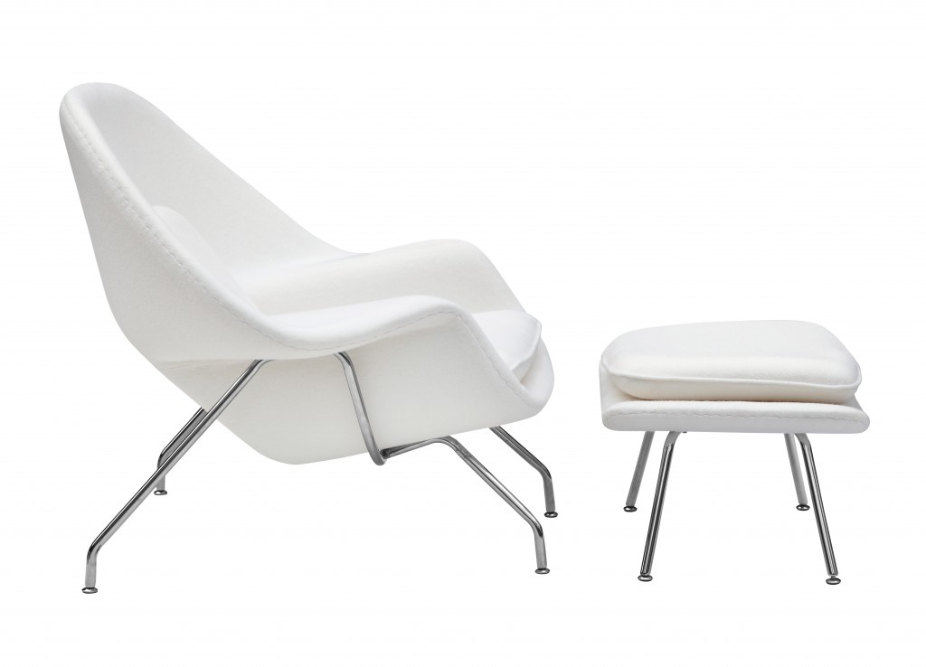 White BookNook Lounge Set 3