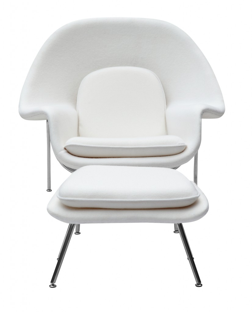 White BookNook Lounge Set 4