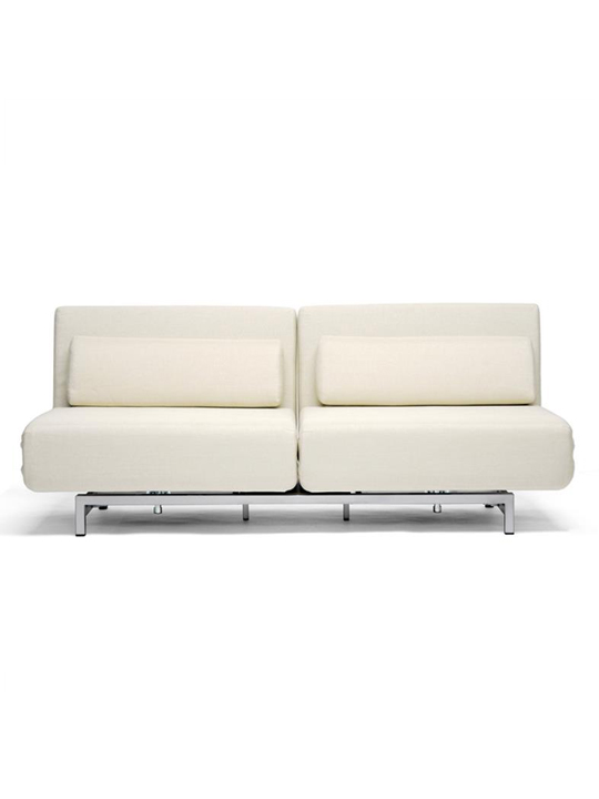 White Crema Sofa BEd