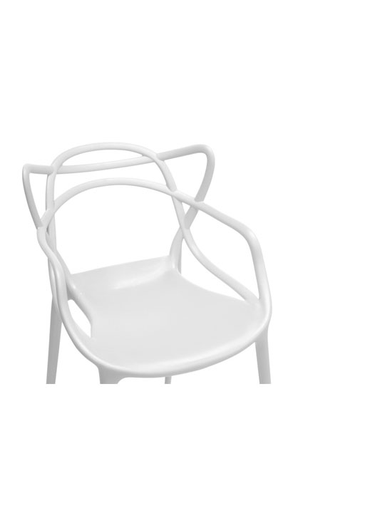 White Spark Chair 3