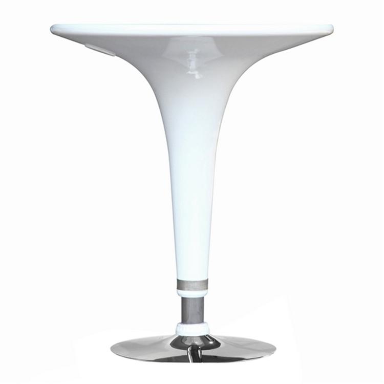 White Stethoscope Bar Table 2