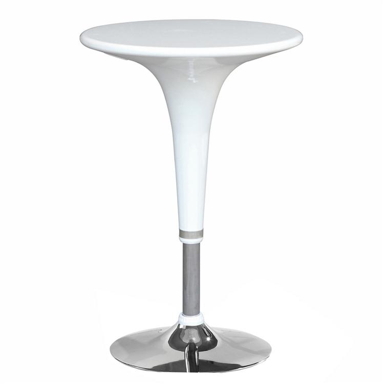 White Stethoscope Bar Table 5