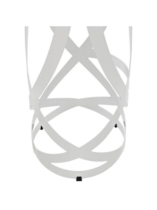 White Streamer Barstool 2