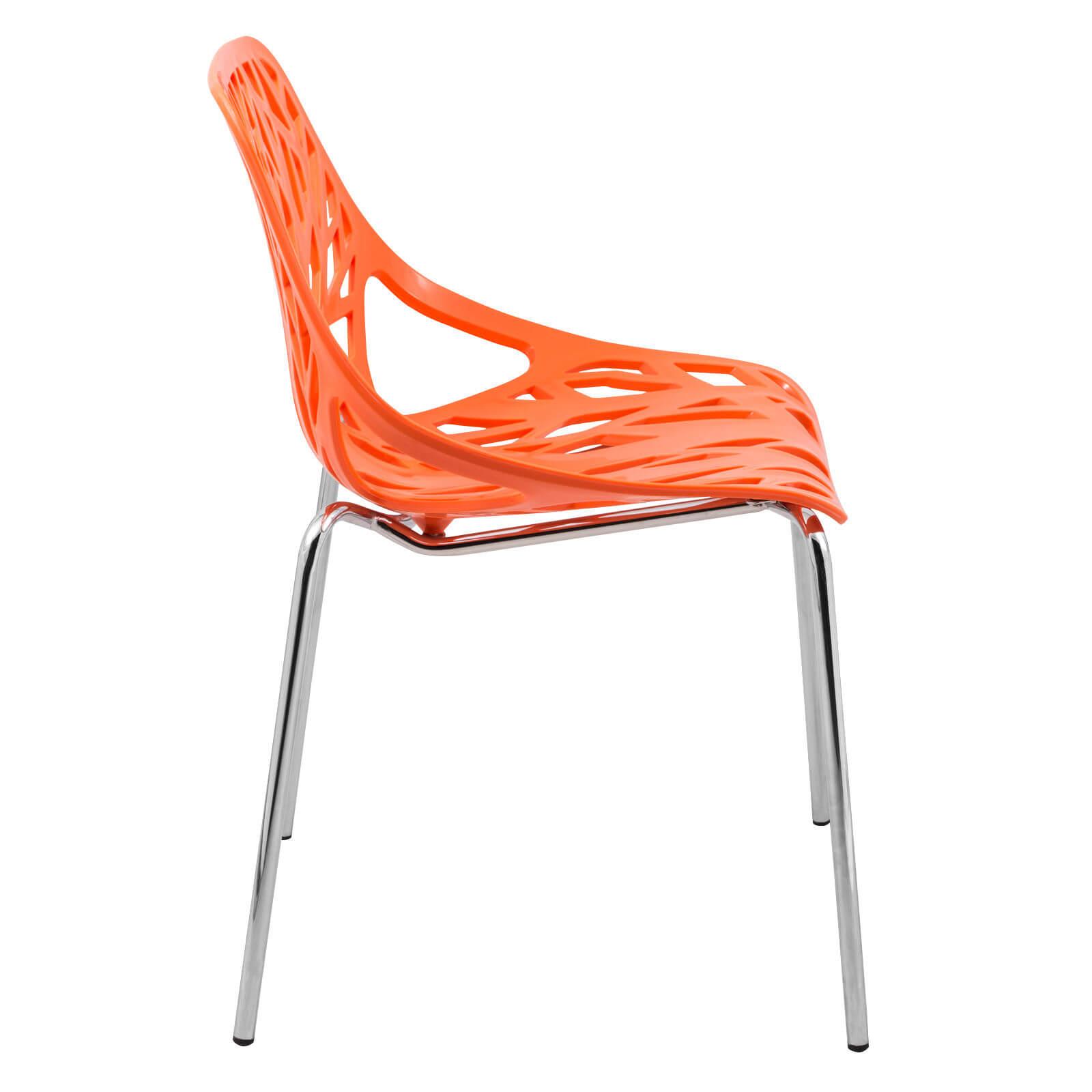 orange life chair set 3