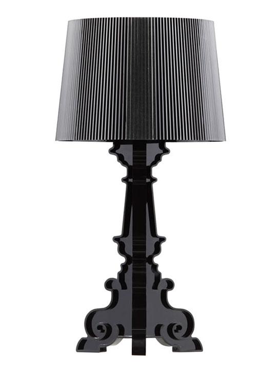 Acrylic Lamp Black