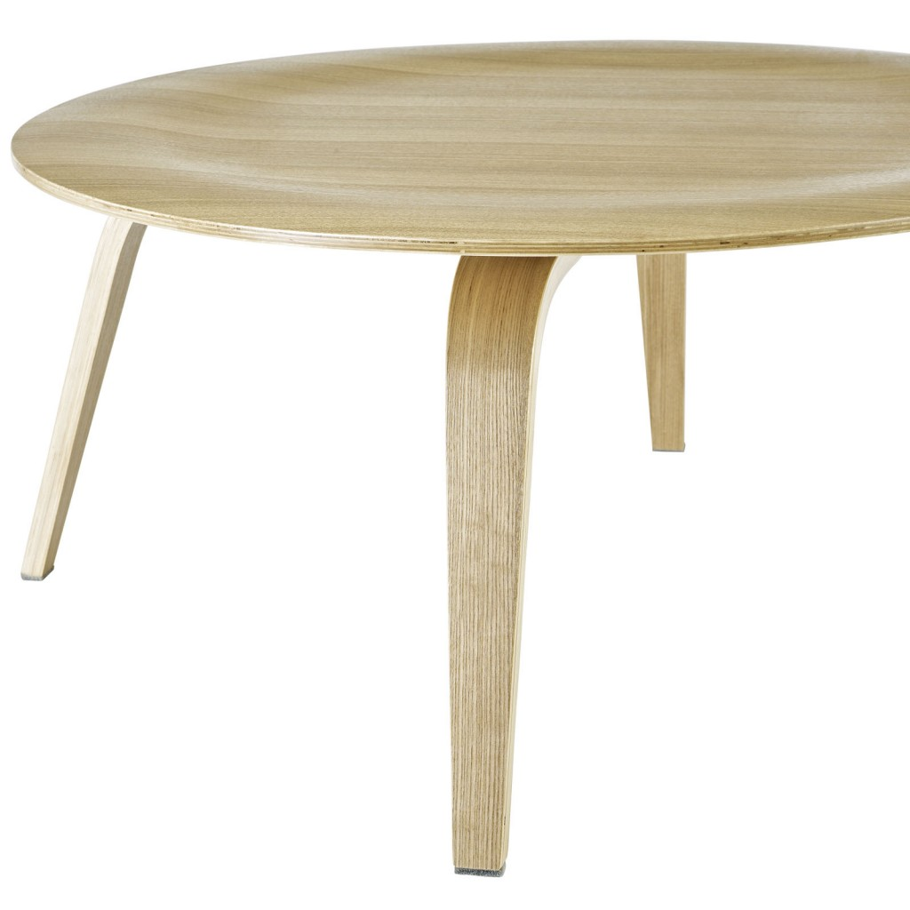 Bamboo Coffee Table Natural Wood 3