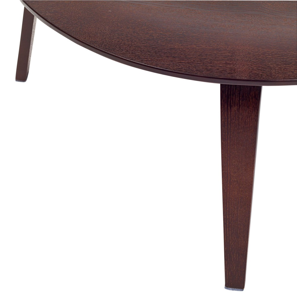Bamboo Coffee Table Wenge Wood 2