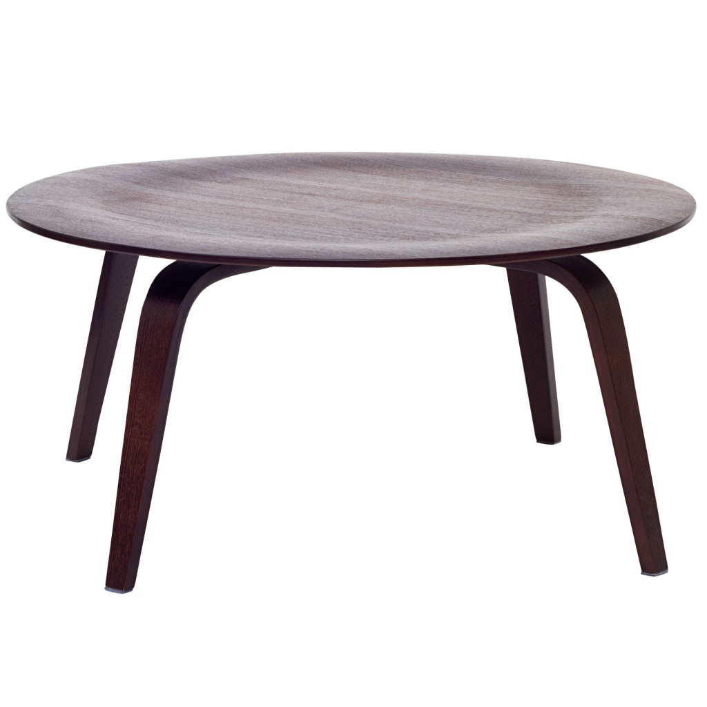 Bamboo Coffee Table Wenge Wood