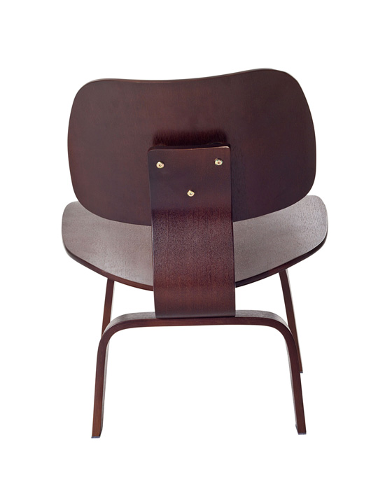 Bamboo Lounge Chair Wenge Wood 4