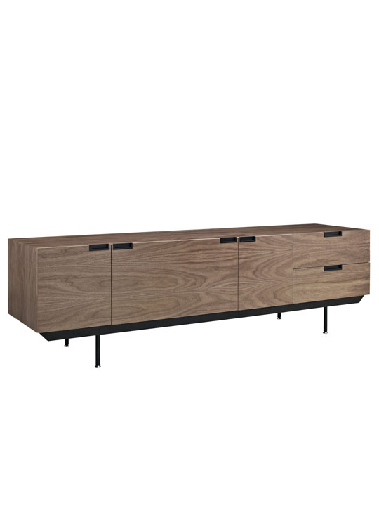 Birch Buffet Cabinet 3